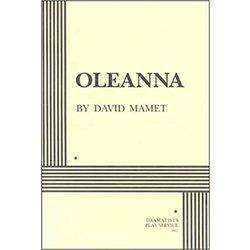 NEW || MAMET / OLEANNA