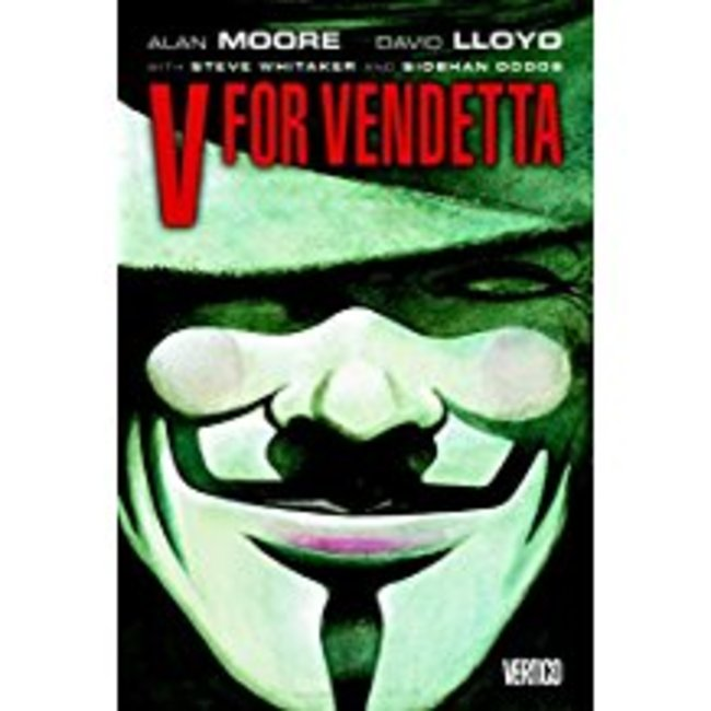 Used| MOORE / V FOR VENDETTA| Instructor: LEONOR