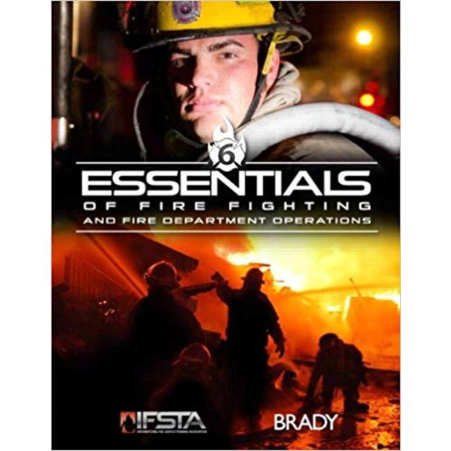 NEW || IFSTA / ESSENTIALS OF FIRE FIGHTING