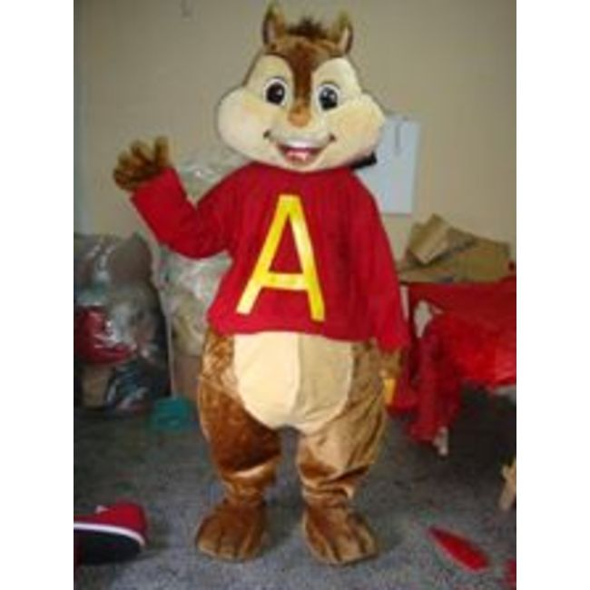 ALVIN FROM THE CHIPMUNKS