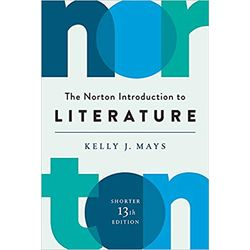USED|| MAYS / NORTON INTRO LIT SHORTER 13TH