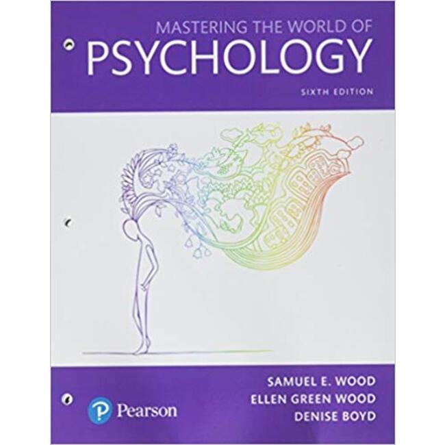 USED || WOOD / MASTERING THE WORLD PSYCH (LL) 6th