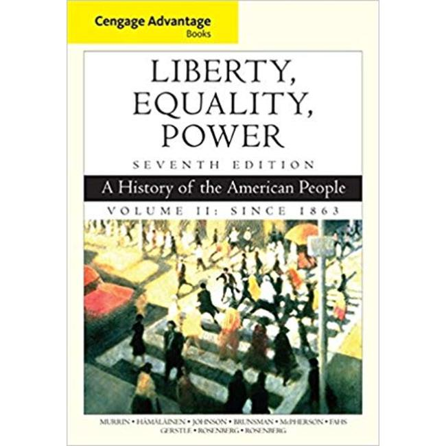 USED || MURRIN / LIBERTY, EQUALITY, & POWER VOL 2 7th