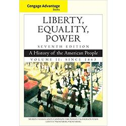 NEW || MURRIN / LIBERTY, EQUALITY, & POWER VOL 2 7th