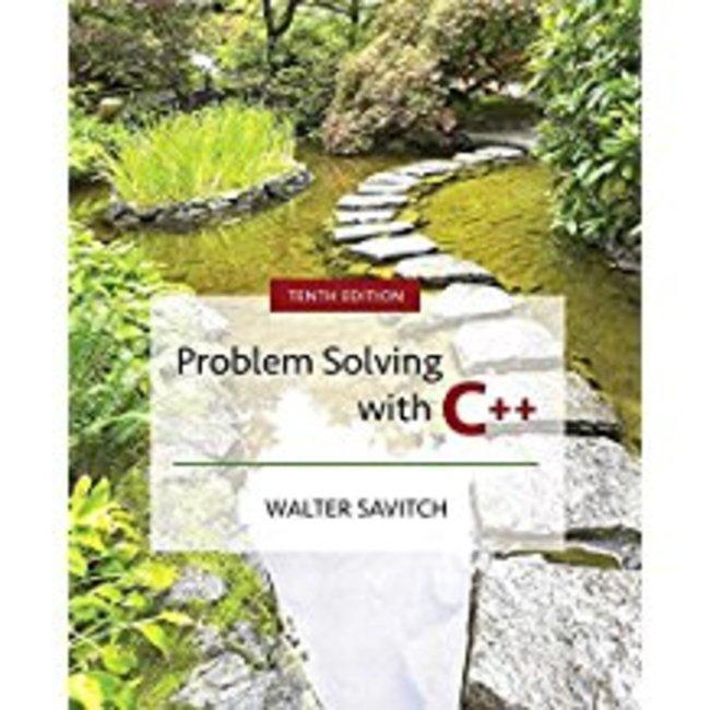 USED    SAVITCH / PROBLEM SOLVING W/C++