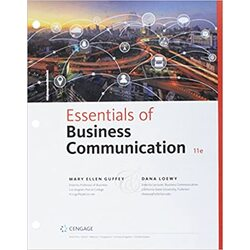 USED || GUFFEY / ESSENT OF BUS COMM 11 ED