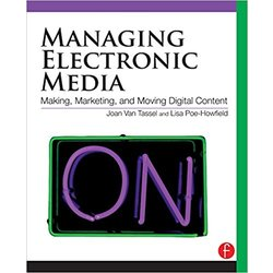 USED || VAN TASSEL / MANAGING ELECTRONIC MEDIA
