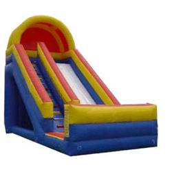 18' Dry Inflatable Slide