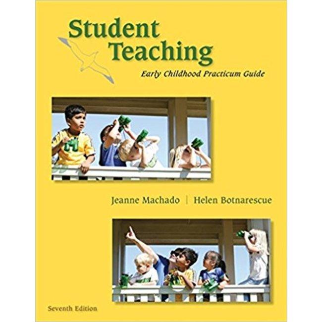 Used  MACHADO / STUDENT TEACHING  Instructor: MOE