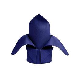 20X20 POLYESTER NAPKIN - NAVY BLUE