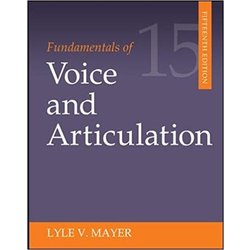 USED || MAYER / FUNDAMENTALS OF VOICE & ARTICULATION