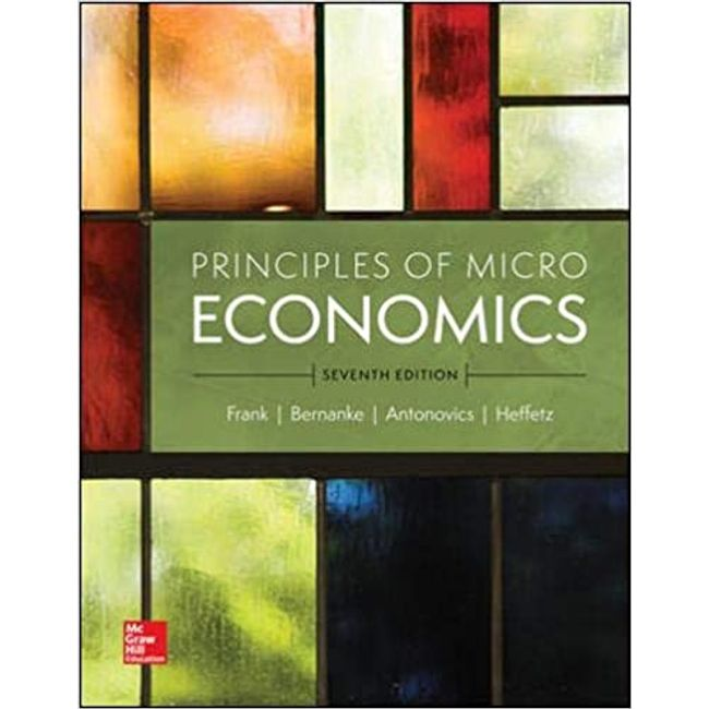 USED || FRANK / PRINCIPLES OF MICROECON 7TH ED