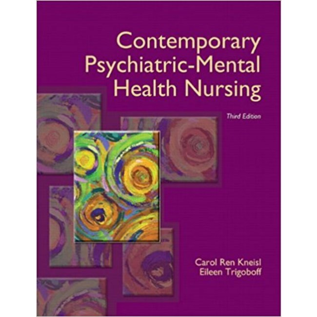 NEW || KNEISL / CONTEMPORARY PSYCHIATRIC-MENTAL HEALTH NURSING