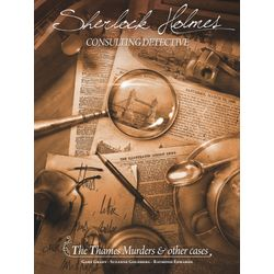 Sherlock Holmes Consulting Detective The Thames Murders & Other Cases