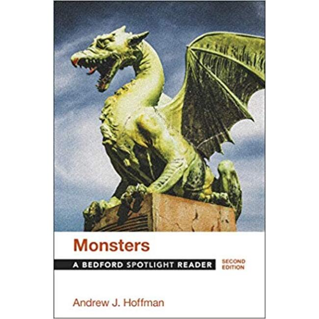 NEW || HOFFMAN / MONSTERS 2ND ED