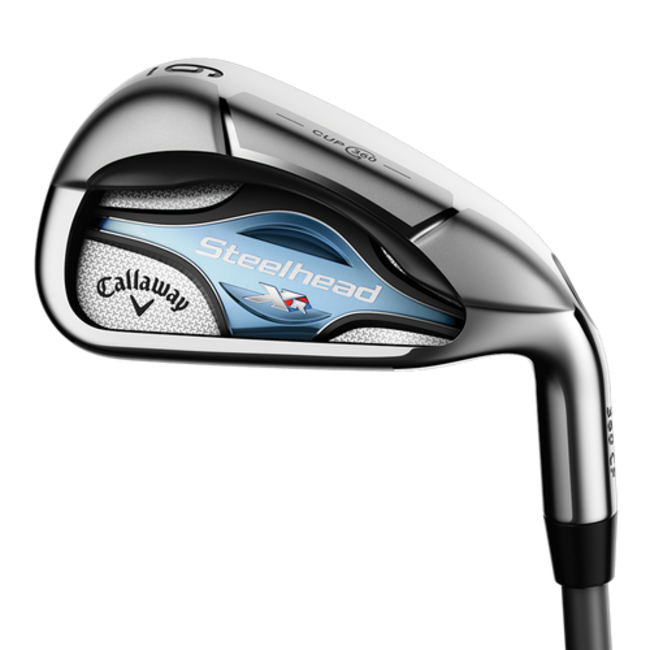 Callaway Steelhead XR Premium Ladies Right (Ladies Flex)