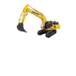Komatsu PC490 Excavator, 109,250 lb