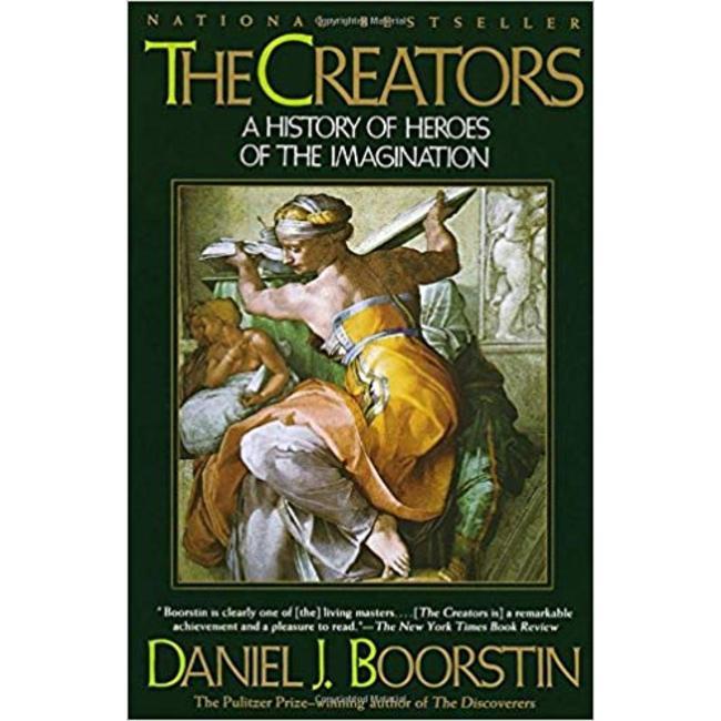 USED || BOORSTIN / CREATORS