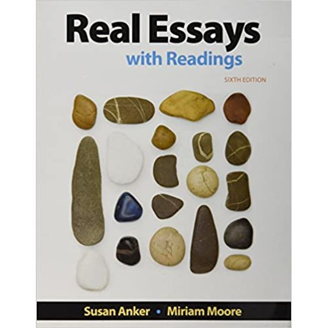 USED || ANKER / REAL ESSAYS