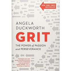 USED || DUCKWORTH / GRIT: THE POWER OF PASSION & PERSEVERANCE