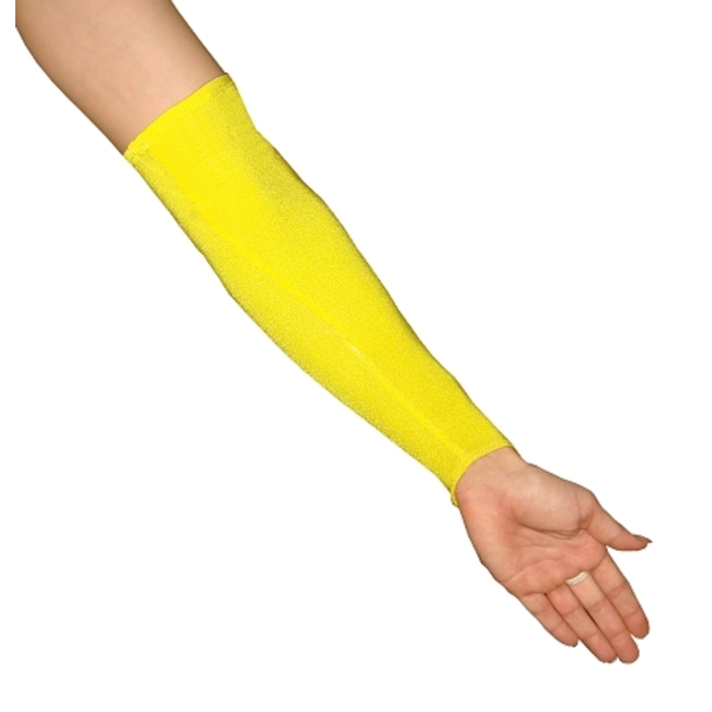 Above-The-Elbow Fingerless Gloves (Solid Color)