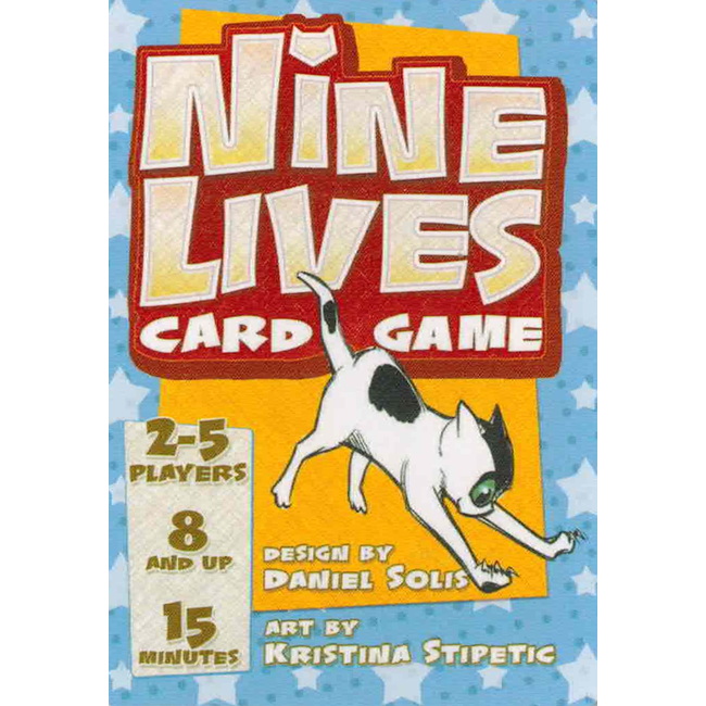 Nine Lives Card Games