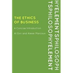 Used   GINI / ETHICS OF BUSINESS  Instructor: DEERING M