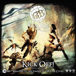 Guild Ball Kick Off!