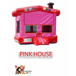 M- Pink House