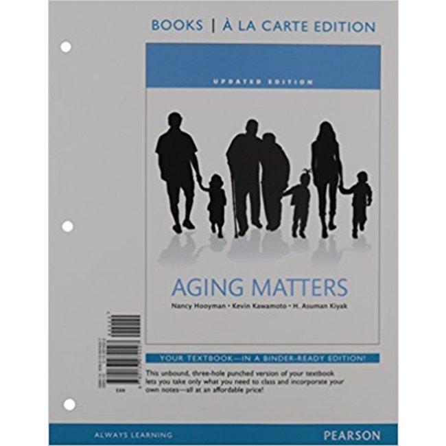 USED || HOOYMAN / AGING MATTERS UPDTD ED (LOOSE-LEAF)
