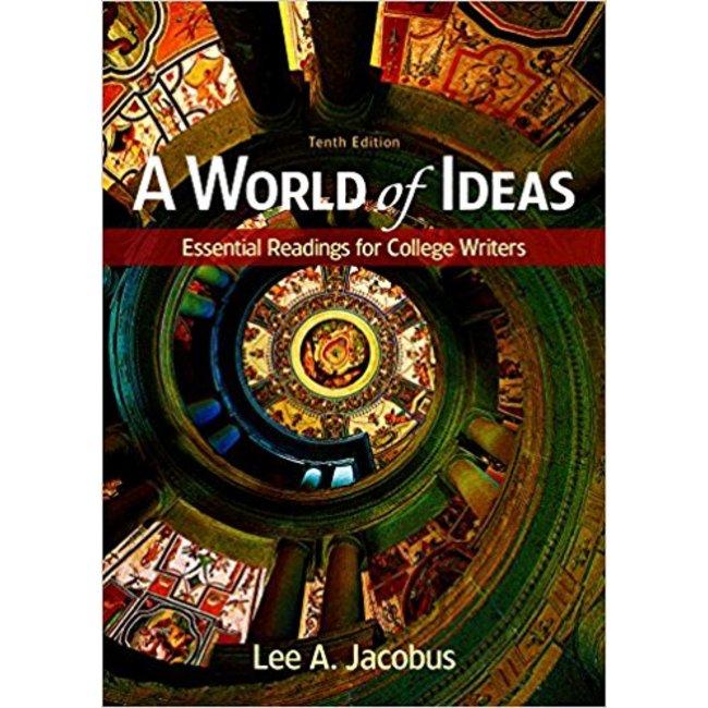 [DAMAGED] ||  JACOBUS / WORLD OF IDEAS