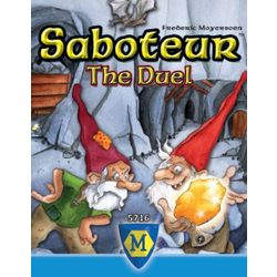 Saboteur The Duel