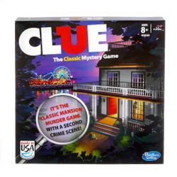 Clue Crime Scene Edition