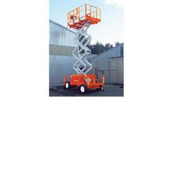 SNORKEL SR3370 R/T Scissorlift, 33', 70