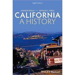 USED || ROLLE / CALIFORNIA A HISTORY