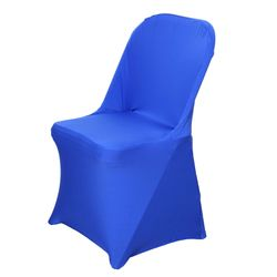 SPANDEX FOLDING CHAIR COVERS-  10 colors