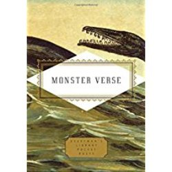 NEW || BARNSTONE / MONSTER VERSE: POEMS HUMAN & INHUMAN
