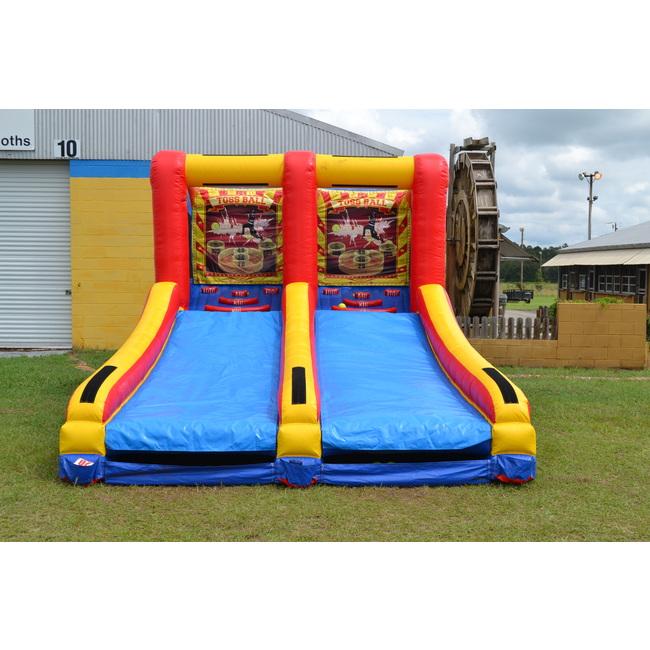 Inflatable Skee-Ball