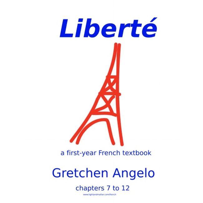 NEW || ANGELO / LIBERTE VOL 2