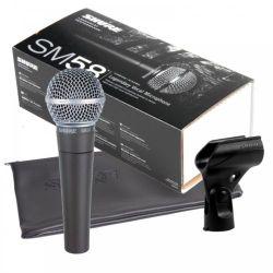 Microphone. Shure SM58