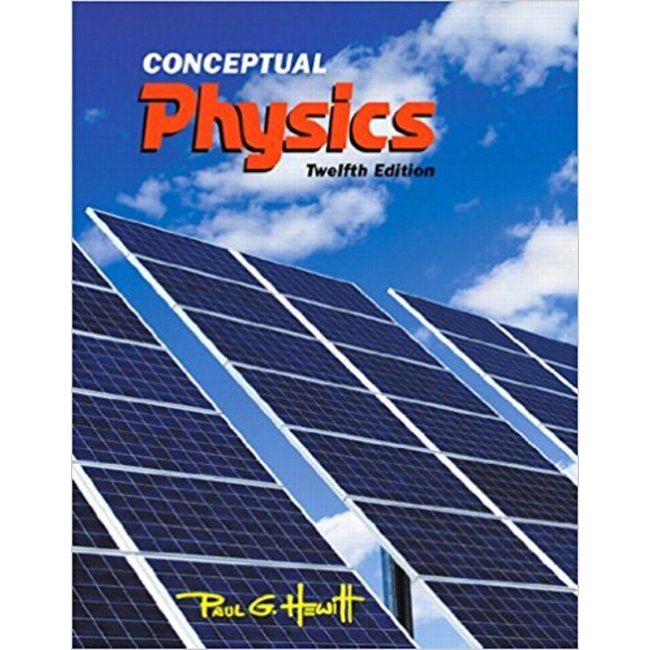 USED    HEWITT / CONCEPTUAL PHYS (12th HB)