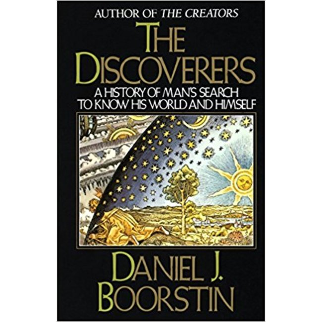 USED || BOORSTIN / DISCOVERERS