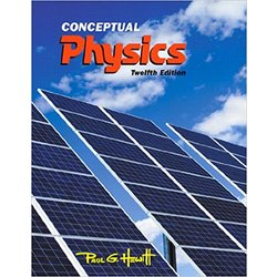 USED || HEWITT / CONCEPTUAL PHYS (12th HB)