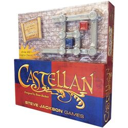 Castellan Blue vs Red