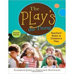 NEW || JONES / PLAY'S THE THING