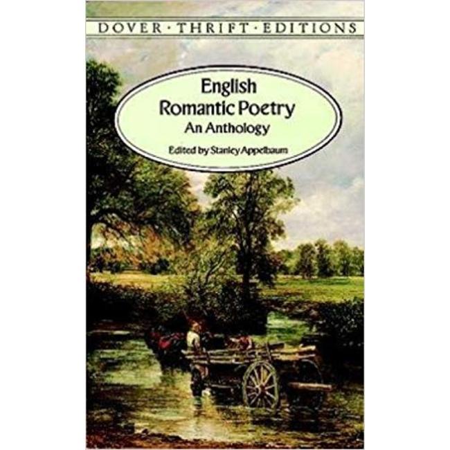 NEW || APPELBAUM / ENGLISH ROMANTIC POETRY