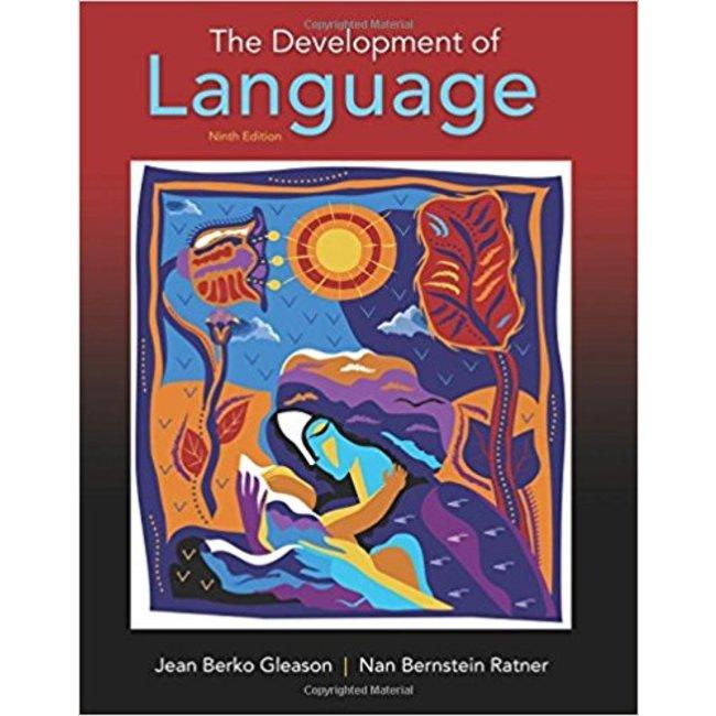 USED || GLEASON / DEVELOPMENT OF LANGUAGE