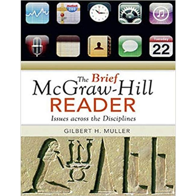 USED || MULLER / BRIEF MCGRAW-HILL READER