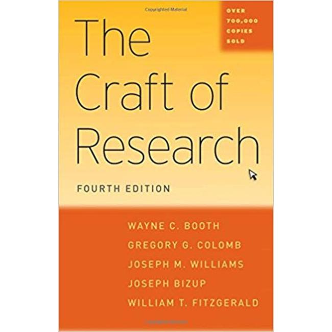NEW || BOOTH / CRAFT OF RESEARCH