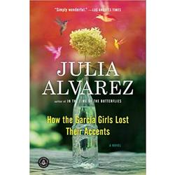 USED || ALVAREZ / HOW THE GARCIA GIRLS LOST THEIR ACCENTS